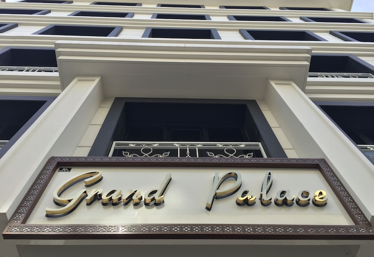 Grand Palace Hotel, Istanbul