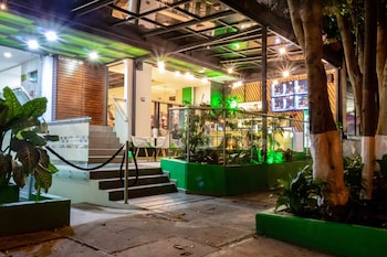 Medellin bölgesindeki Lleras Green Hotel resmi