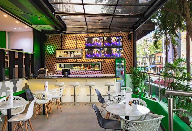 Lleras Green Hotel, Medellin, Hotellbar