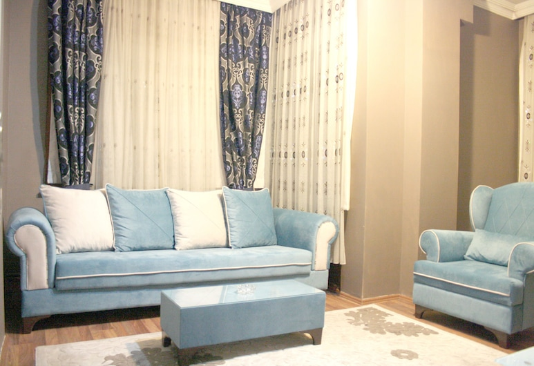 Expo Mg Apartments, Istanbul, Apartment, 1 Bedroom, Living Area
