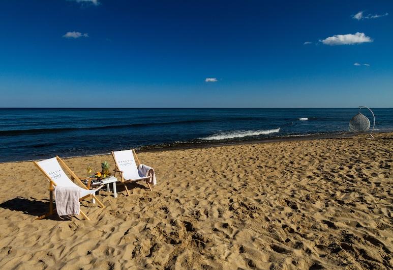 Rosevia Resort & Spa, Jastrzebia Gora, Beach