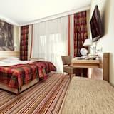 Pokoj se dvěma jednolůžky - Obývací prostor