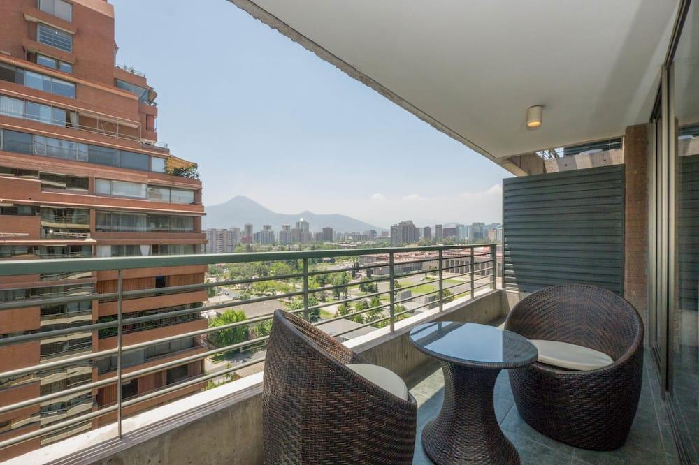 Представительские апартаменты, 1 спальня - Балкон