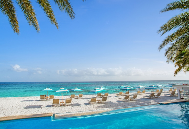 Zemi Beach House, LXR Hotels & Resorts, Шоул-Бей, Пляж