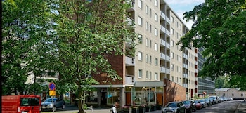 Selline näeb välja Forenom Serviced Apartments Helsinki Lapinlahdenkatu, Helsingi