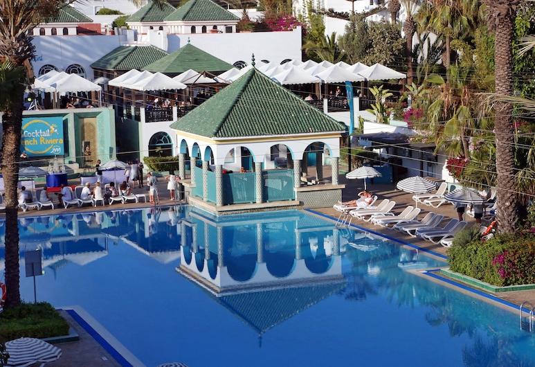 Hotel Club Jardins d'Agadir - All Inclusive, Agadir, Piscina Exterior