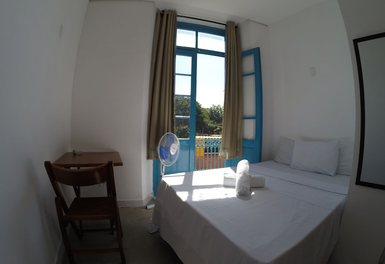 Balcony Hostel Hotel, Sao Paulo, Panoramic Double Room Single Use, 1 Bedroom, Guest Room
