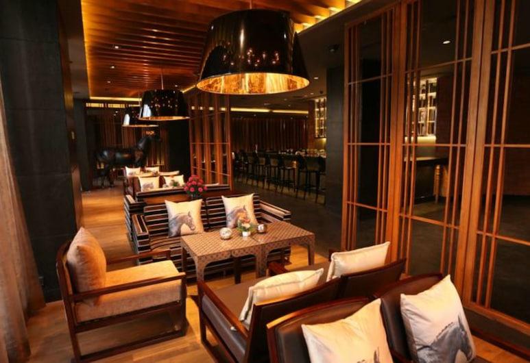 Pride Plaza Hotel Aerocity New Delhi, Nueva Delhi, Bar del hotel