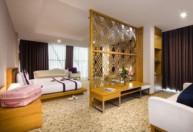 TTC Hotel Deluxe Airport, Ho Chi Minh City, TTC Suite, Guest Room