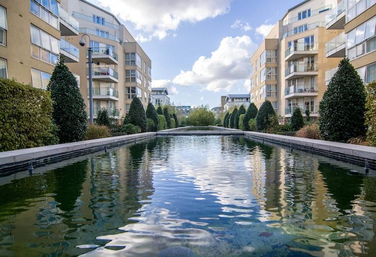 Apartment Wharf – Water Gardens, London, Außenbereich