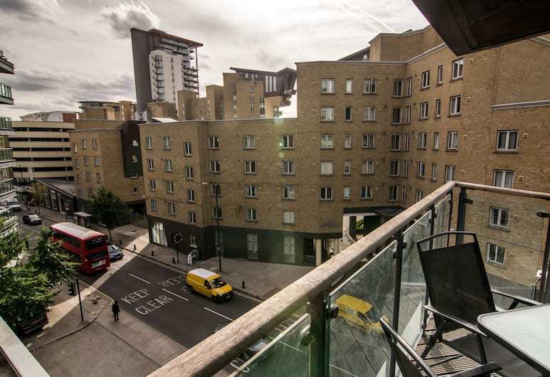 Apartment Wharf – Canary South, London, Apartment, Terrasse, Terrasse/Patio