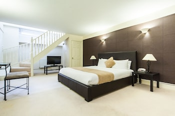 Londra bölgesindeki Park Lane City Apartments resmi