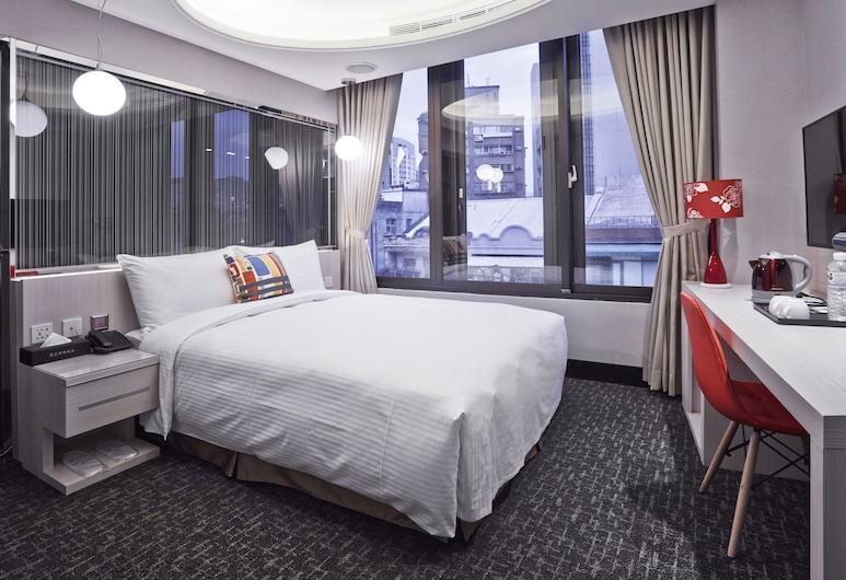 寧夏 2 號旅店, 台北市, 享有風景標準雙人房, 客房景觀