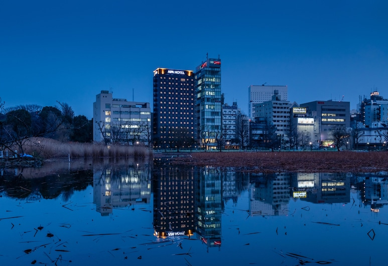 アパホテル〈京成上野駅前〉, 台東区