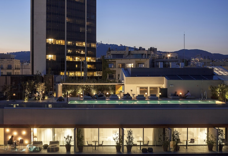 Ohla Eixample, Barcelona, Teres/Laman Dalam