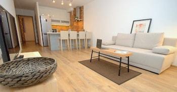 Kuva IRS ROYAL APARTMENTS – IRS Morenowe Wzgórza-hotellista kohteessa Gdańsk