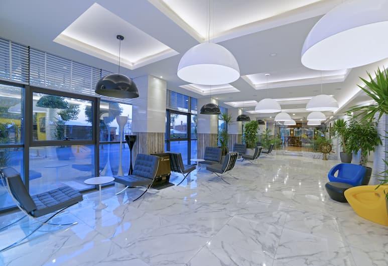 Kaptan Hotel, Alanya, Lobi Oturma Alanı