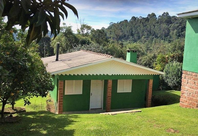 Residencial Casa Verde, Gramado, Courtyard