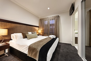 Perth — zdjęcie hotelu Attika Hotel