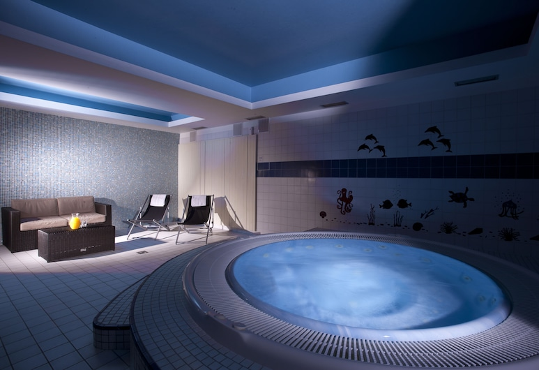 Wellness Hotel Extol Inn, Praga, Spa