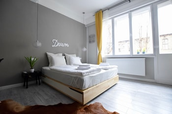 Budapeszt — zdjęcie hotelu Hi5 Apartments - Váci street