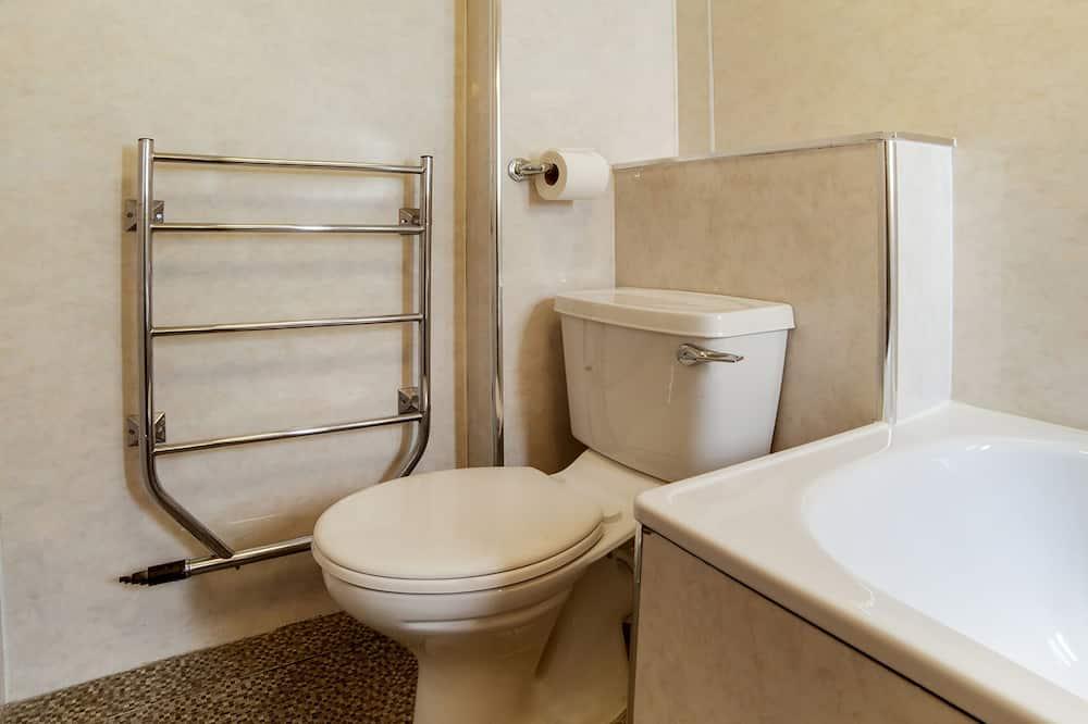 Deluxe Single Room - Bathroom