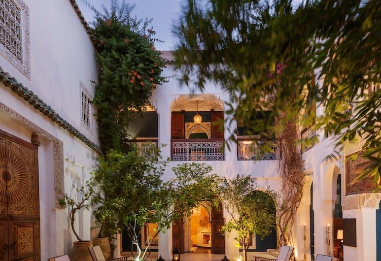 Riad Les Yeux Bleus, Marrakech, Piscine en plein air
