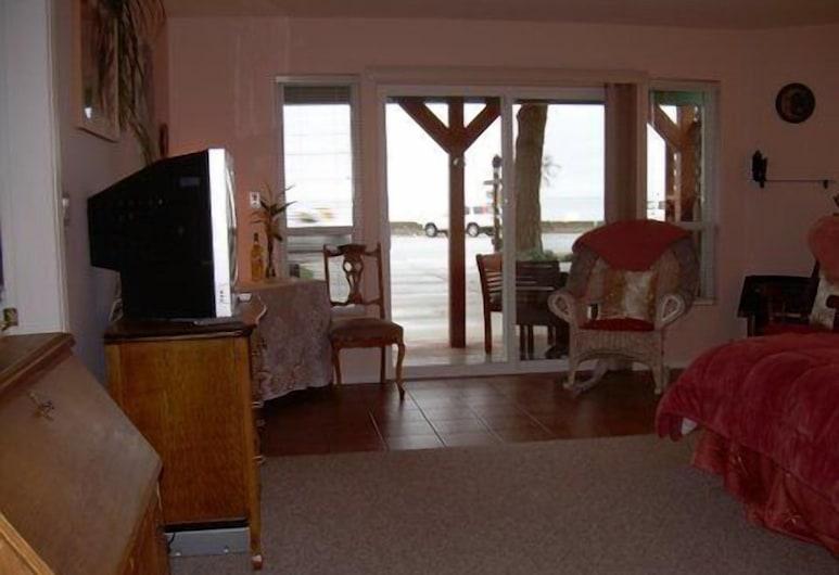 Davis Bay Bed & Breakfast, Sechelt, Vespera Suite, Δωμάτιο επισκεπτών