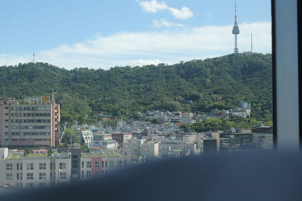 Double Room (N Tower View) - Pemandangan Gunung