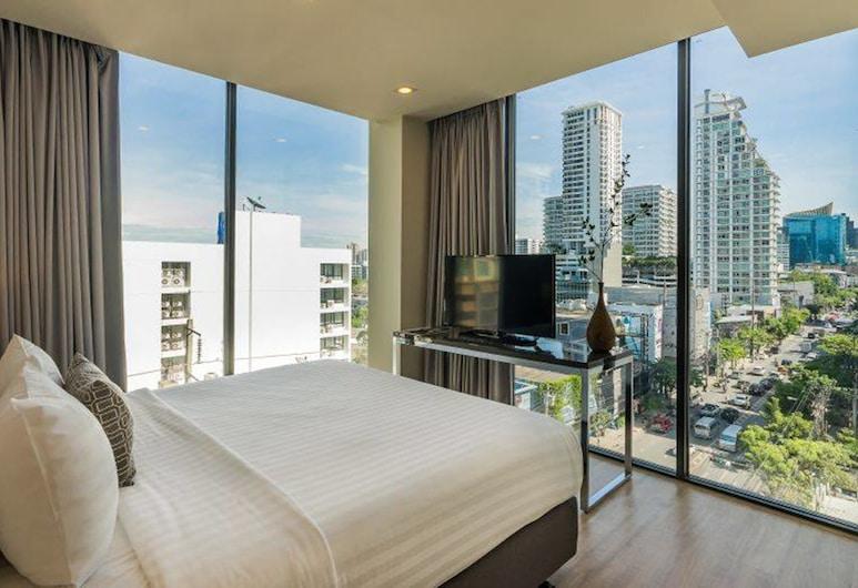 ザ レジデンス オン トンロー バイ UHG, バンコク, One Bedroom Panorama, 部屋からの景色