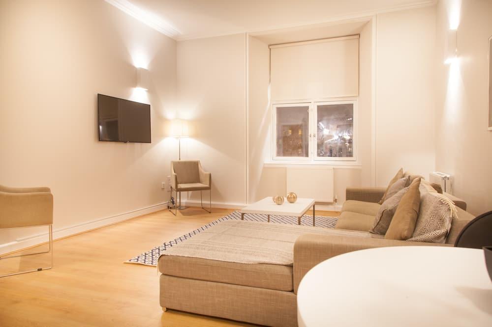 Deluxe-Suite, 2Schlafzimmer - Wohnzimmer