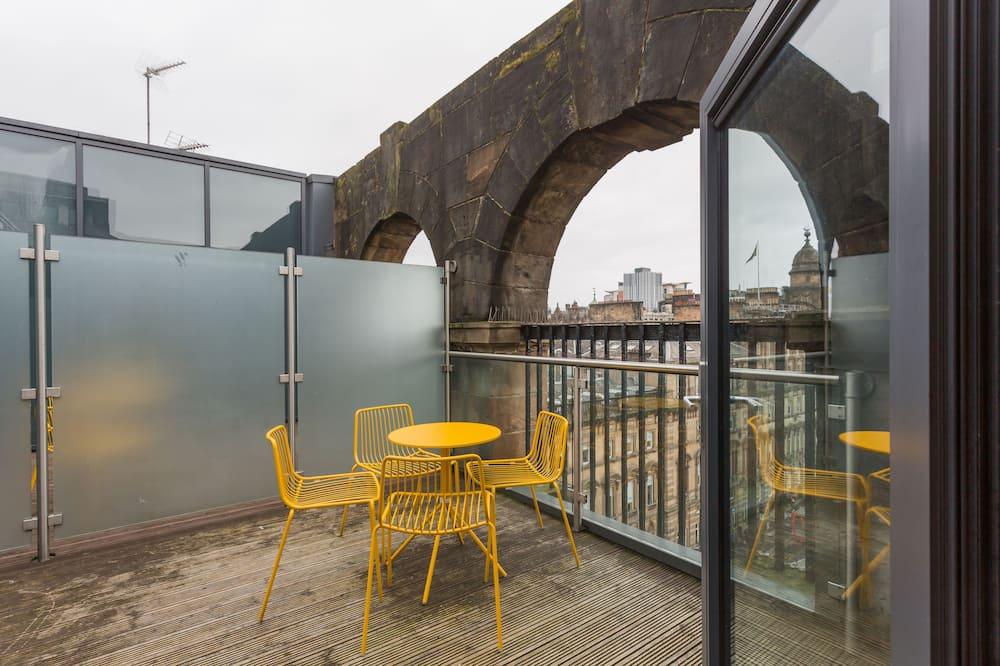 Deluxe-Suite, 2Schlafzimmer - Balkon