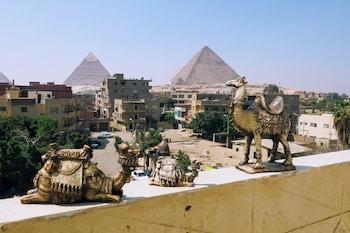 Giza bölgesindeki Pyramids Loft Homestay resmi