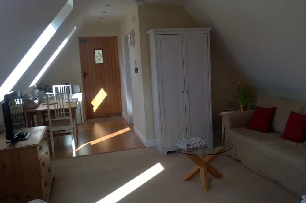 Doppelzimmer (Junior Suite) - Wohnbereich