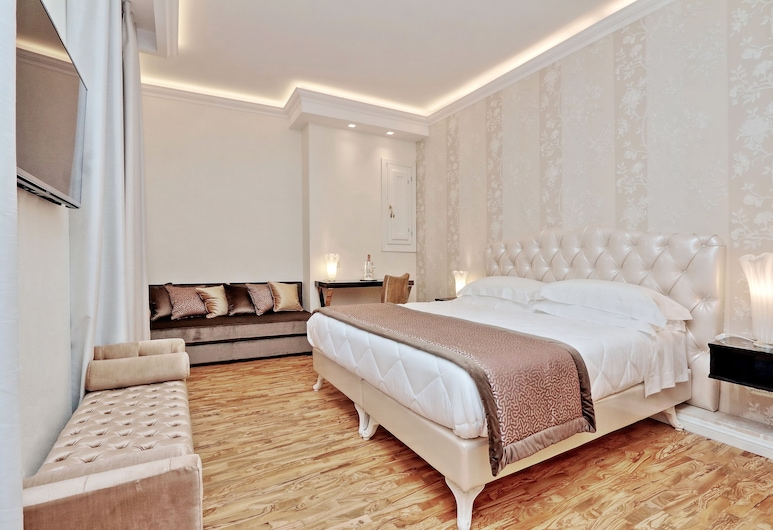 LANZA 111 - Exclusive Rooms, Rome, Junior suite, Kamer