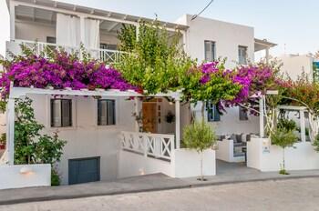 Milos bölgesindeki Milos Bay Suites resmi