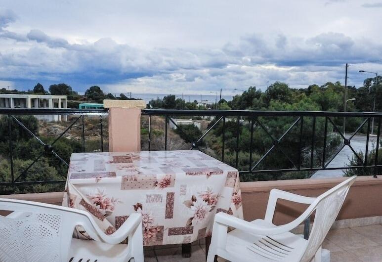 Pasalis Apartments, Rodas, Departamento, 2 habitaciones, vista al mar, Balcón