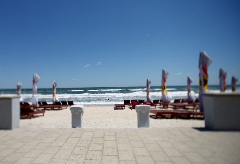 TOP CountryLine ZENITH Hotel Conference and Spa, Constanta, Spiaggia