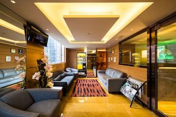 在香港的颐庭酒店照片