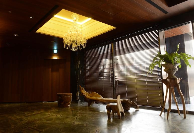 Inhouse Hotel Taichung, Taichung, Vstupní hala