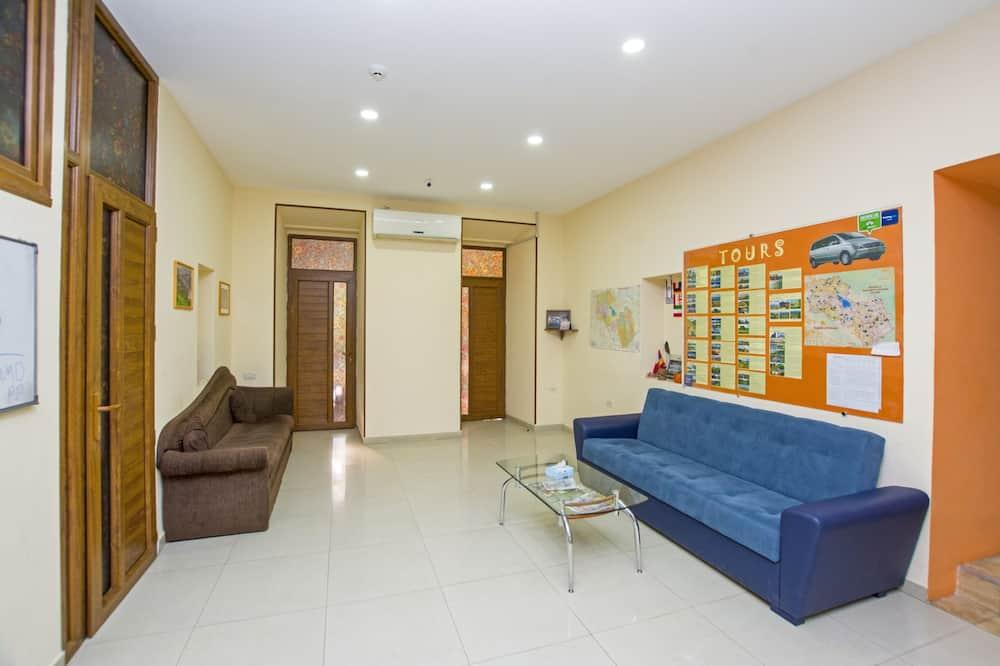 Shared Dormitory, Mixed Dorm - Ruang Tamu