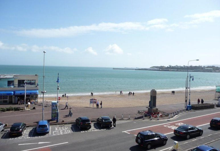 The Esplanade, Weymouth, View from Hotel