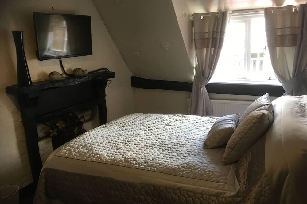 Standard-huoneisto, 2 makuuhuonetta (Avon Mist) - Oleskelualue