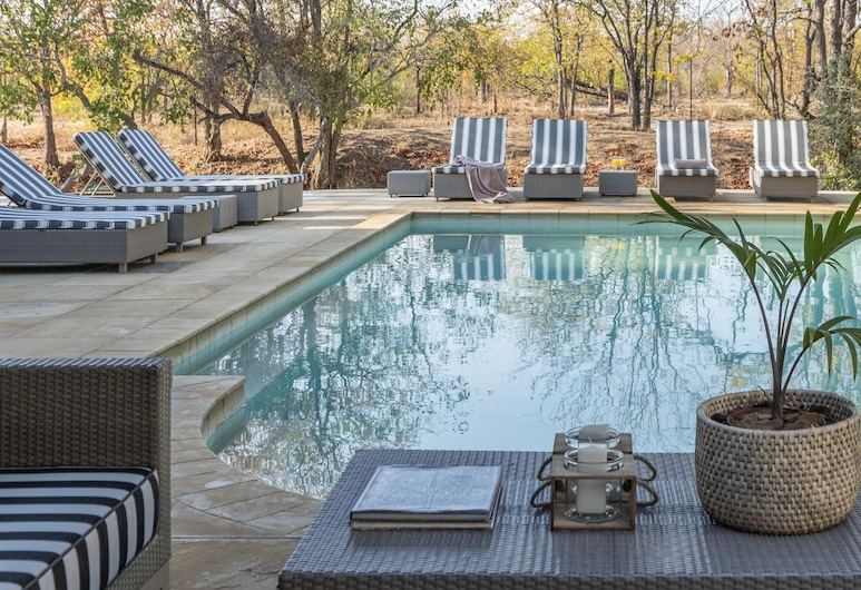Xanatseni Private Camp, Kruger National Park, Outdoor Pool