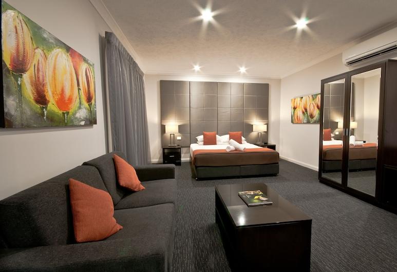 The Abbott Boutique Hotel, Cairns, Habitación Deluxe, Habitación