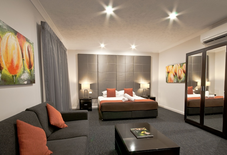 The Abbott Boutique Hotel, Cairns, ECO Deluxe Room - Limited Housekeeping, Guest Room
