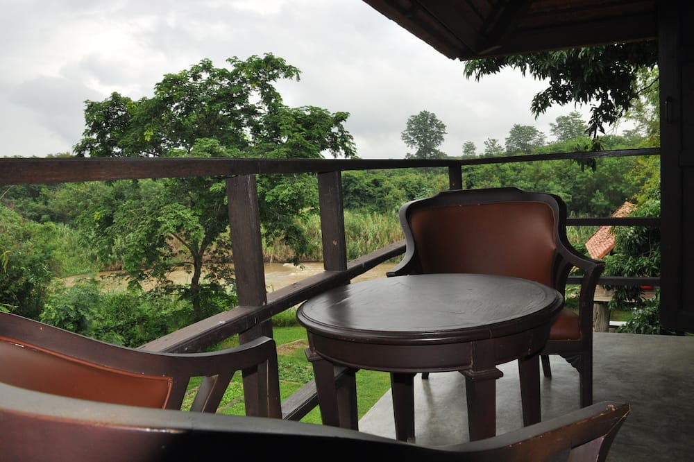 Deluxe Double Room with balcony - Balkon