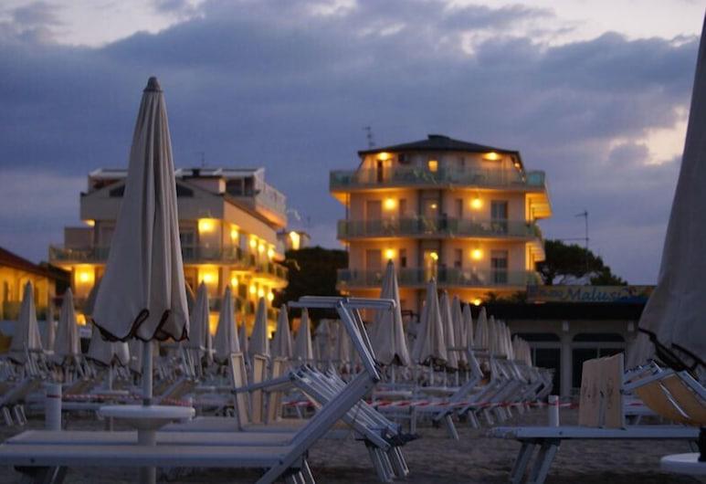 Hotel Lady Mary, Cervia, Terraza o patio