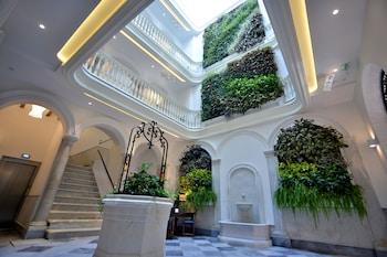 Cadiz — zdjęcie hotelu El Armador Casa Palacio