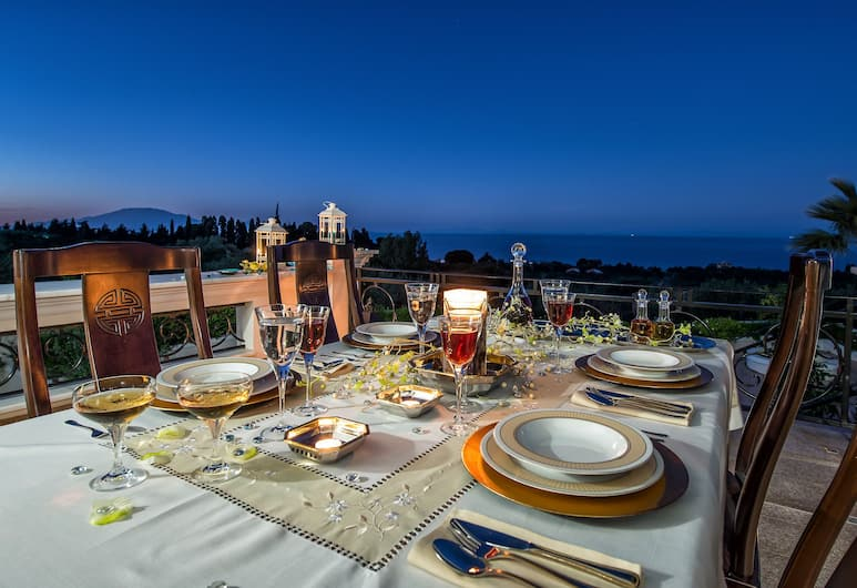 Frido Luxury Villa, Zante, Villa Luxury, vista mare, Terrazza/Patio